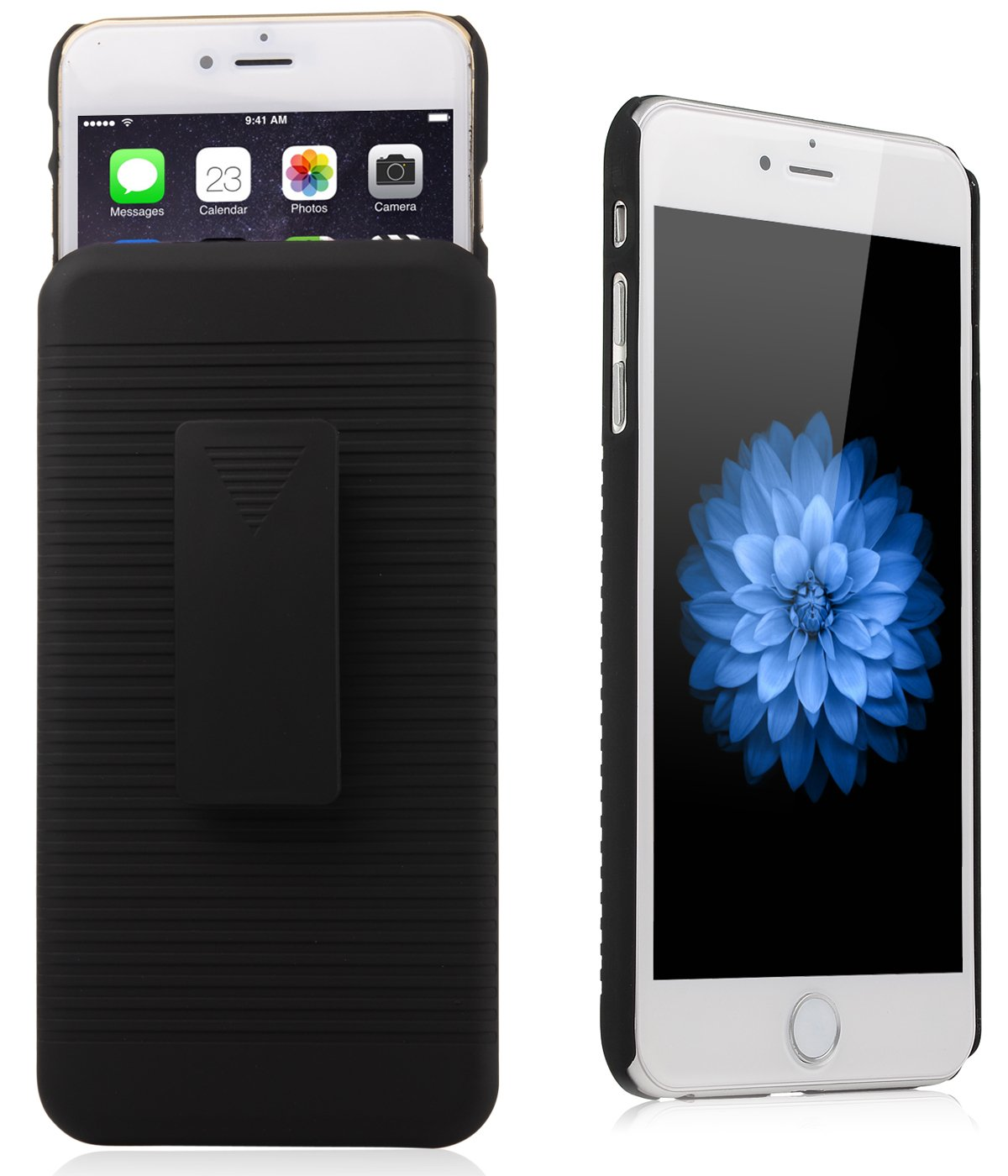 Top 10 Best Kickstand Case Covers For Iphone 6 Plus 2016 2017 On 9 Spigen Anti Shock With Stand Slim Armor Original Casing Gunmetal Ixcc Ascend Series Hard Pc Shell Heavy Duty Full Body Protection Slidable Cover Drop