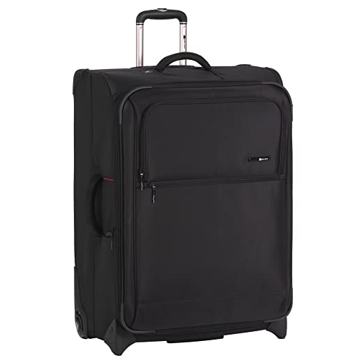 Delsey Luggage Helium Superlite Lightweight 2 Wheel Rolling Upright