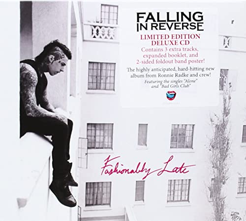 Falling In Reverse - Fashionably Late (Deluxe Edition)