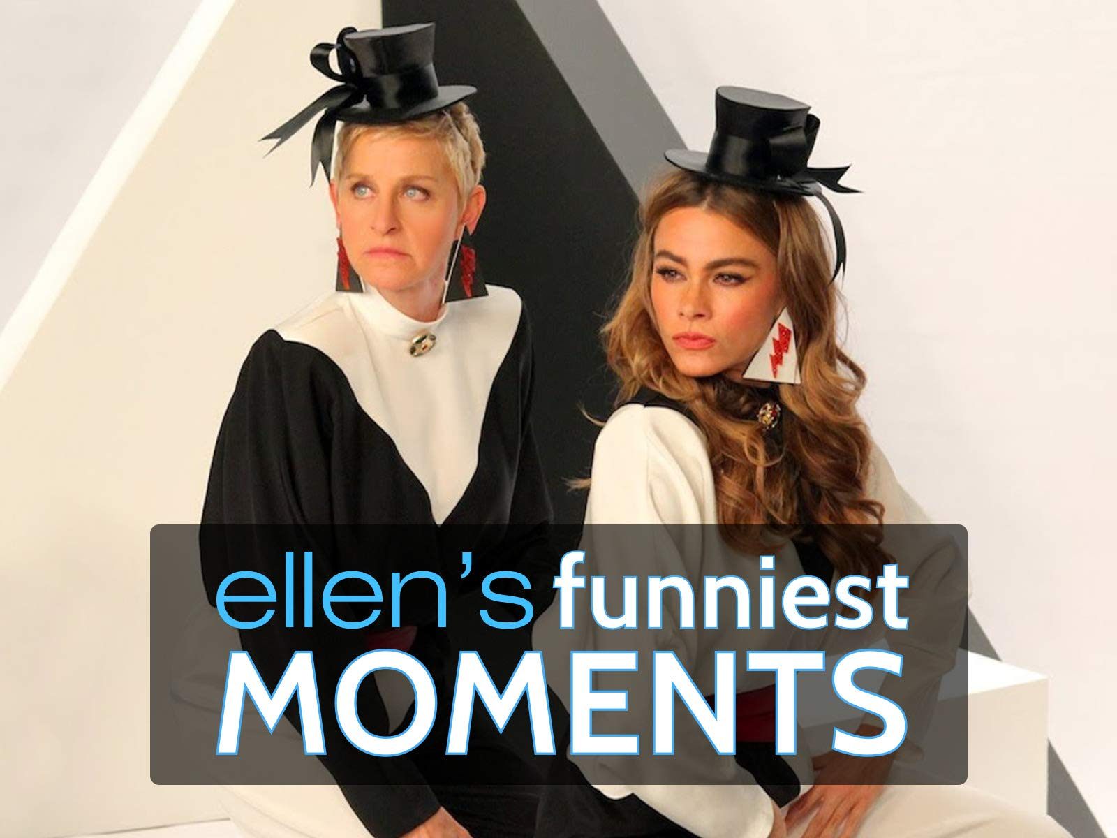 Clip: Ellen's Funniest Moments on Amazon Prime Video UK