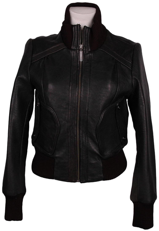 Apart Damen Leder-Jacke , Model: , Farbe: schwarz, Größe: 38/, --- NEU ---, UPE: 259 Euro