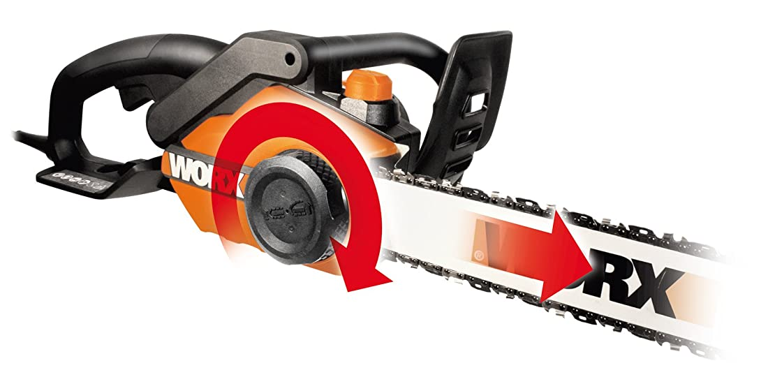 Worx WG304.1 Chain Saw Review