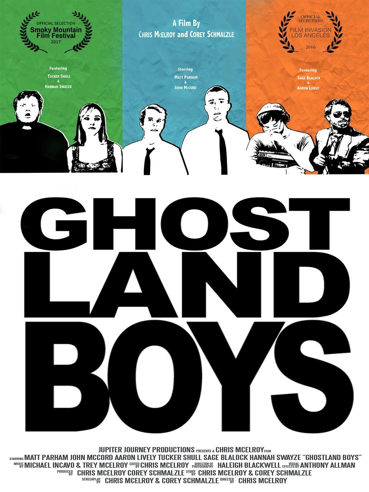 Ghostland Boys