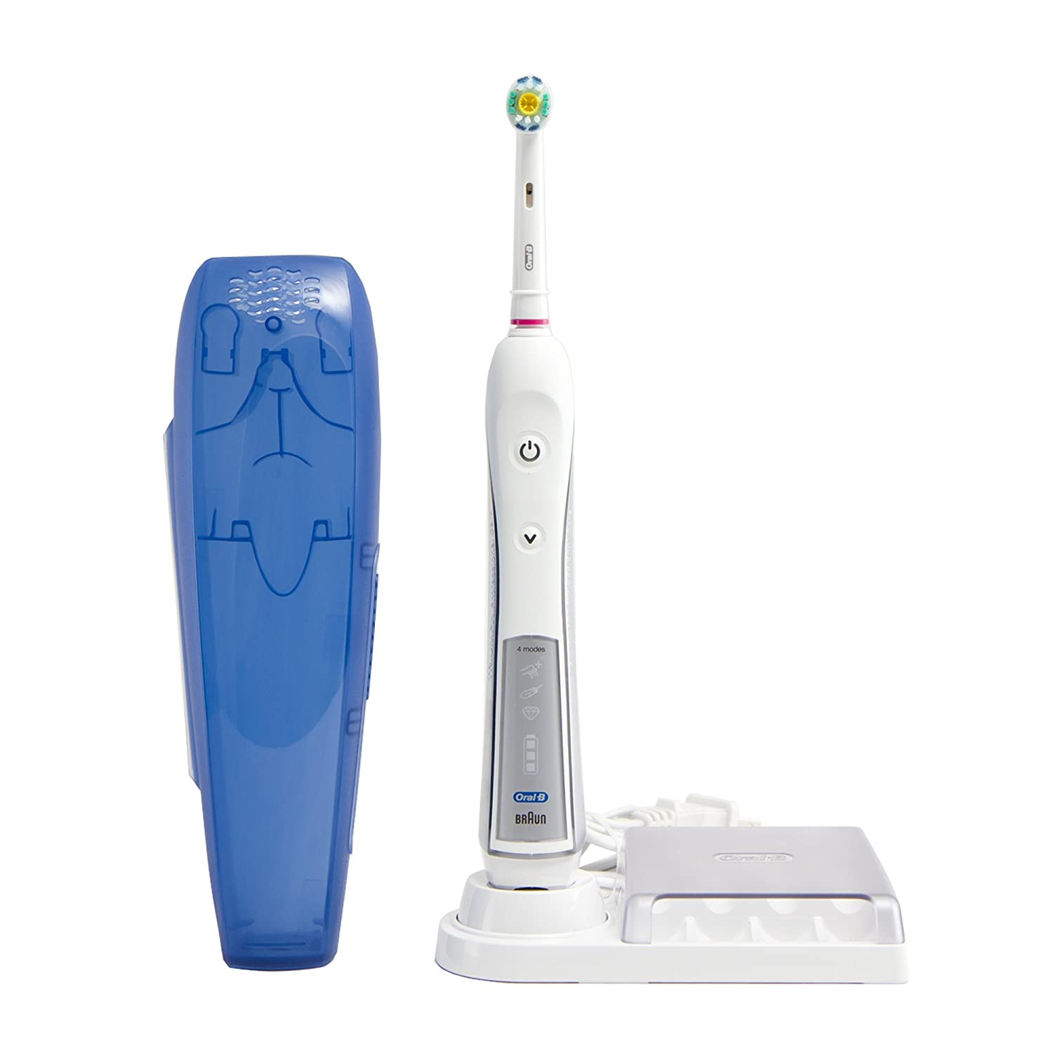 Oral-B Professional Healthy Clean + Pro Whitening Precision 4000