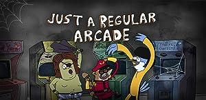Just A Regular Arcade - Regular Show by Cartoon Network