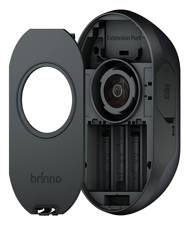 141301 brinno motion activated peephole camera spioncino for Spioncino brinno