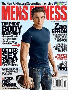 1-Yr Mens Fitness Magazine Subscription