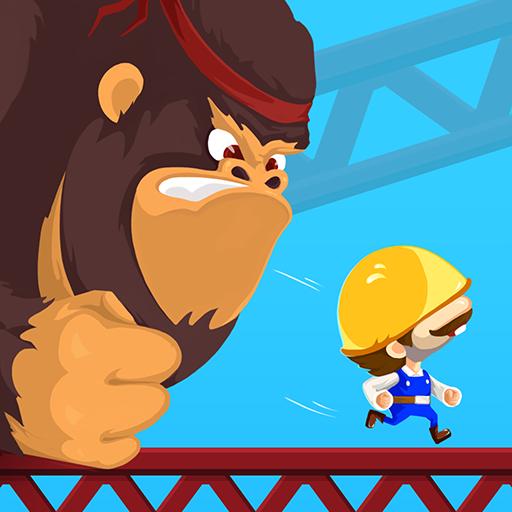 Blocky Kong