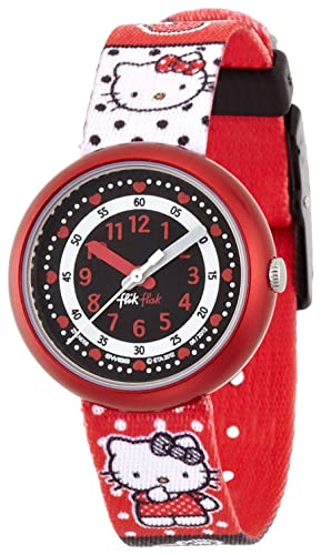 Flik Flak Girls Hello Kitty & Pencil Case Watch<br><br>