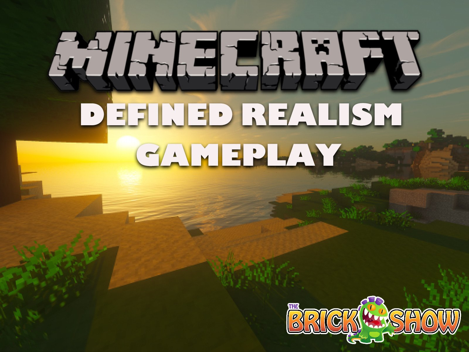 Clip: Minecraft Defined Realism Gameplay