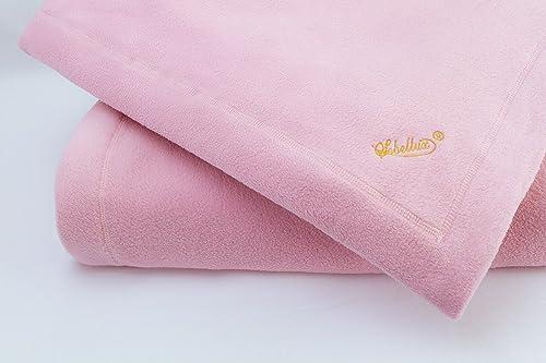 Pink Full Size Sobellux Blanket