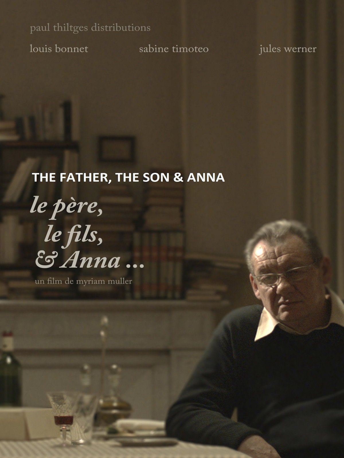 The Father The Son and Anna