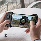 G6 Mobile Game Controller,Aoile Mobile Gaming Touchroller Wireless Controller Bluetooth5.0 with 3D Joystick Trigger Buttons G-Touch Technology for iOS for FPS MOBA CODM/PUBG/ROS Games