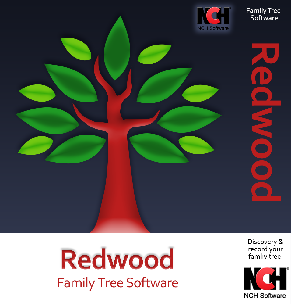 Redwood Free Family Tree and Genealogy Research Software [Download] (Family History Software compare prices)