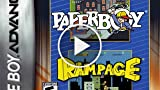 CGR Undertow - PAPERBOY / RAMPAGE Review For Game...