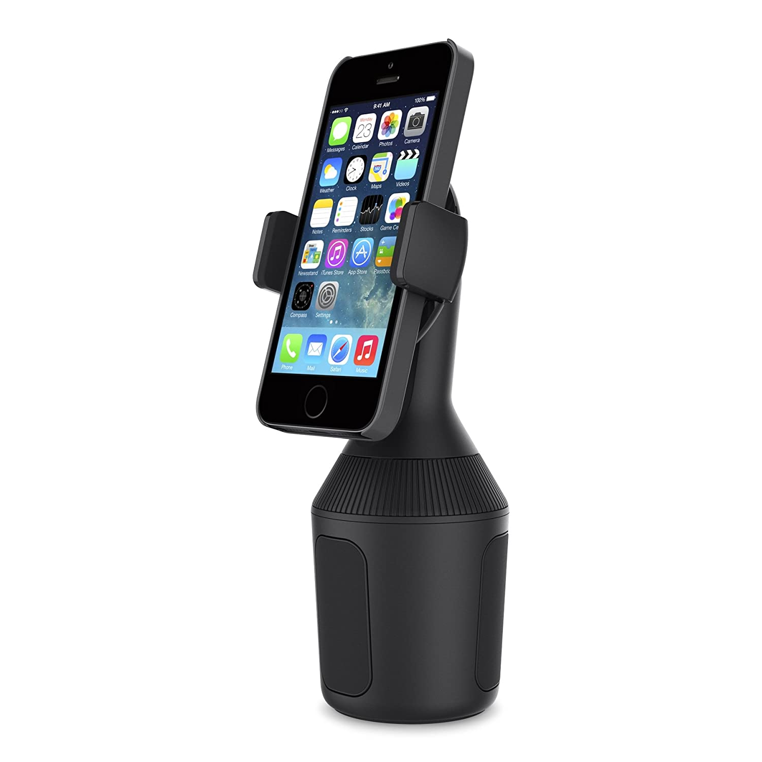cup holder tablet mount