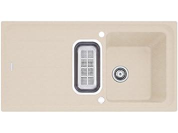franke impact g img 651 g beige granit sp le k chensp le einbausp le sp lbecken dc648. Black Bedroom Furniture Sets. Home Design Ideas