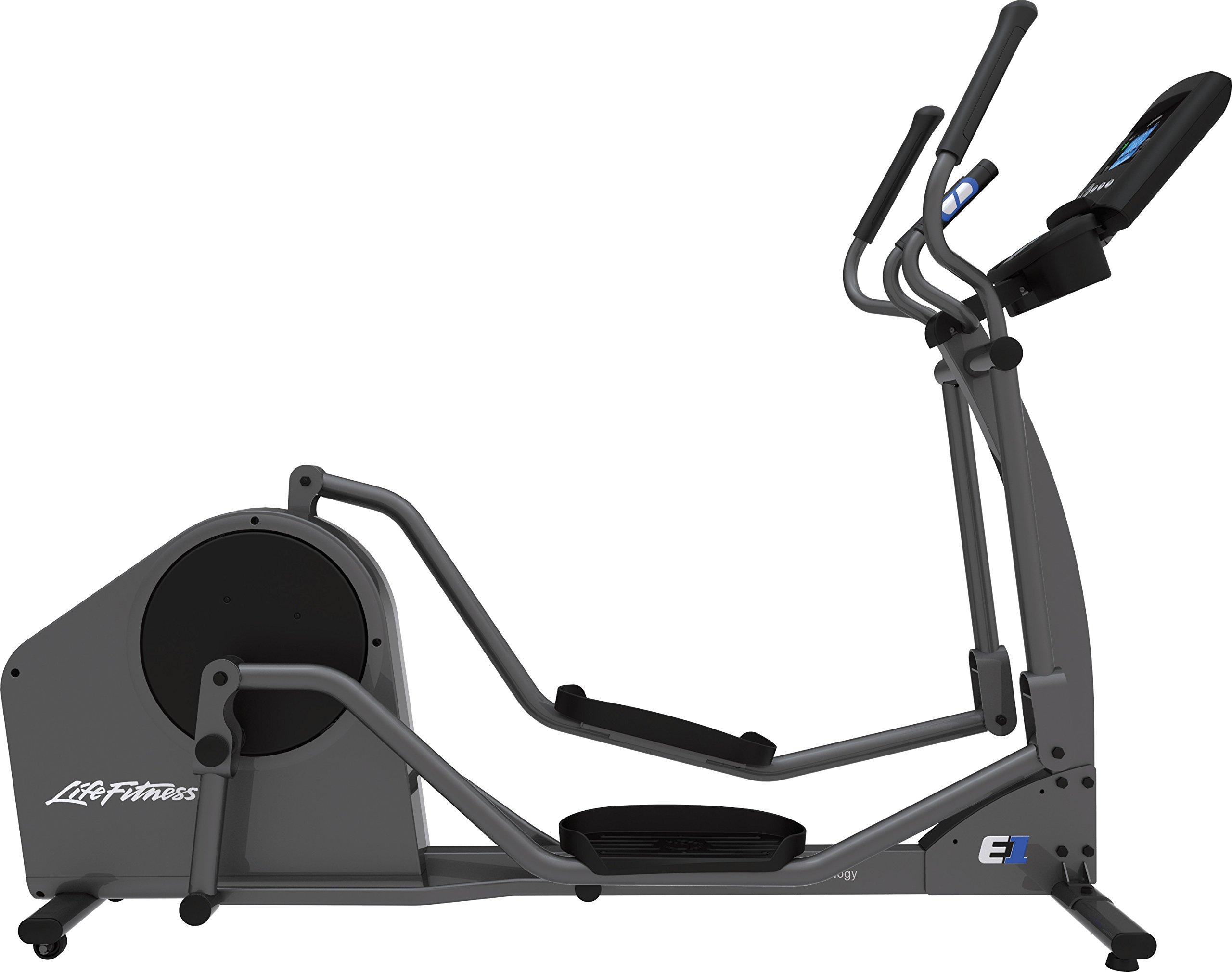 life fitness x1 go elliptical cross trainer smart monkey. Black Bedroom Furniture Sets. Home Design Ideas