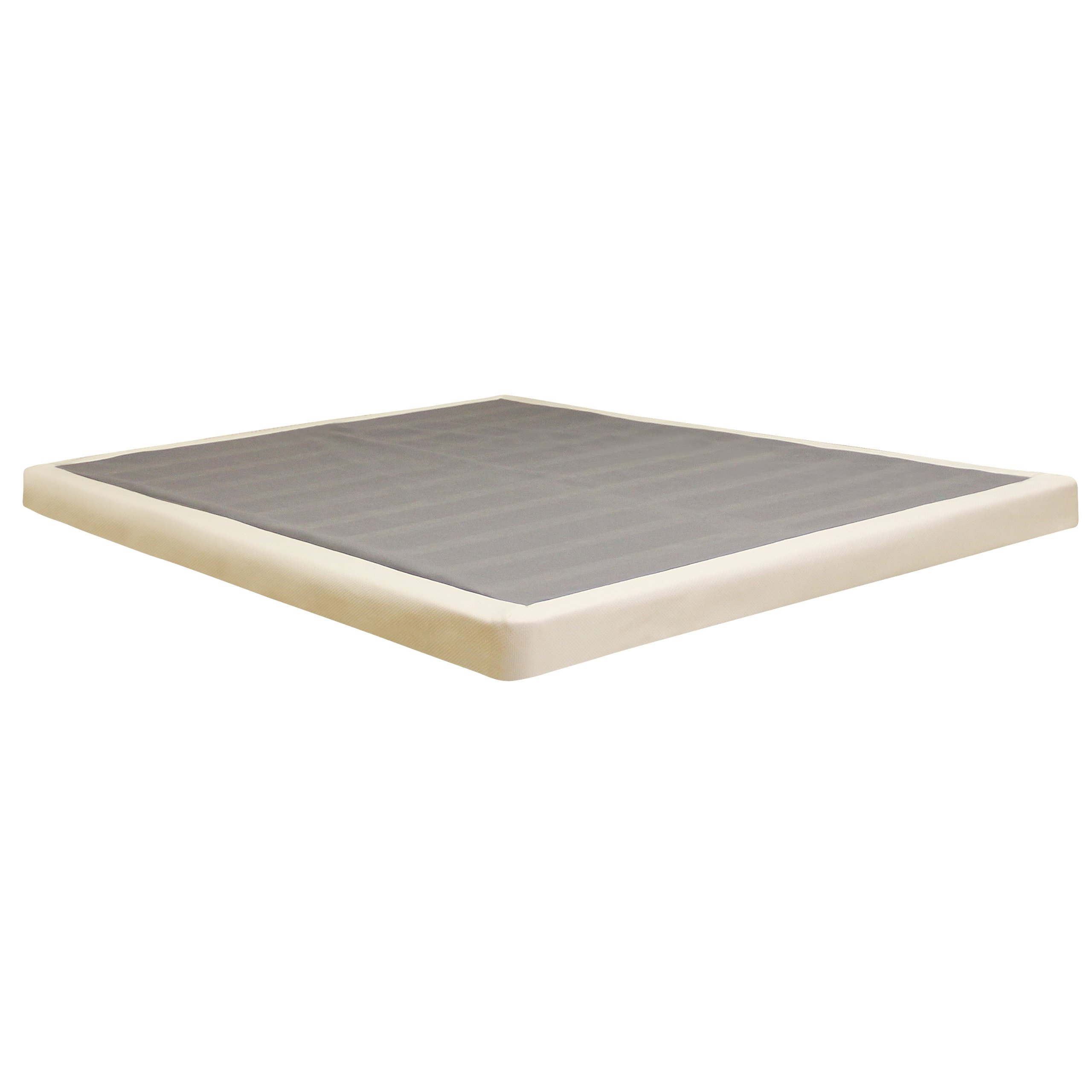 Classic brands low profile foundation box spring 4 inch Low profile box spring