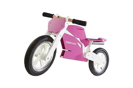 Kiddimoto - 916/106 - Vélo et Véhicule pour Enfant - Superbike Pink White
