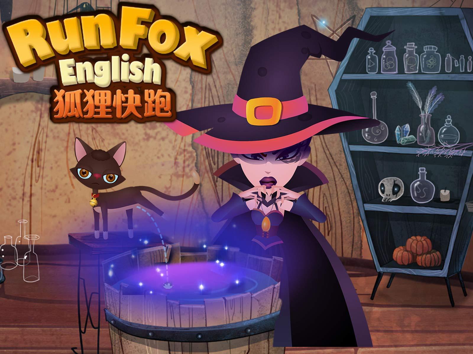 Clip: Run Fox - Kids Stories & Fairy Tales - Season 5