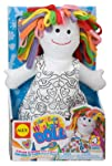 Alex Toys Alex Toys Color and Cuddle Washable Doll