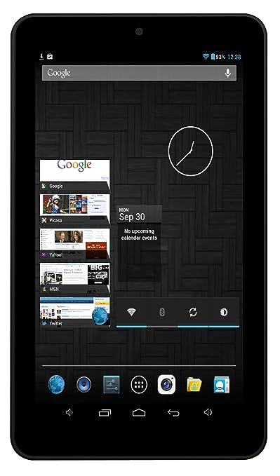 """Dane-Elec myMate i7 Tablette tactile 7"""" (17,78 cm) Boxchip A31S 1 GHz 8 Go Android Wi-Fi Noir"""