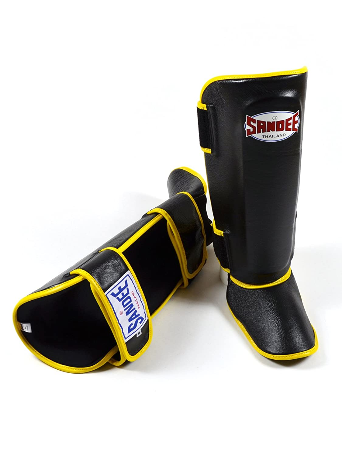 Sandee Authentic Leather Boot Shinguards