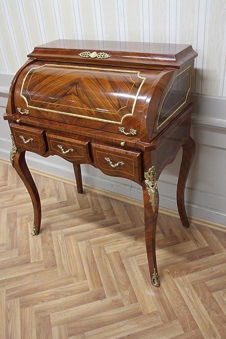 Secretary Desk barocco in stile antico Louis XV MKSK0131