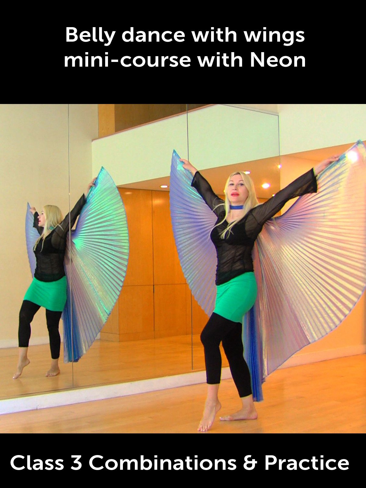Belly Dance with Wings 3