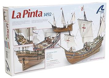 Artesania - Maquette en bois - Pinta