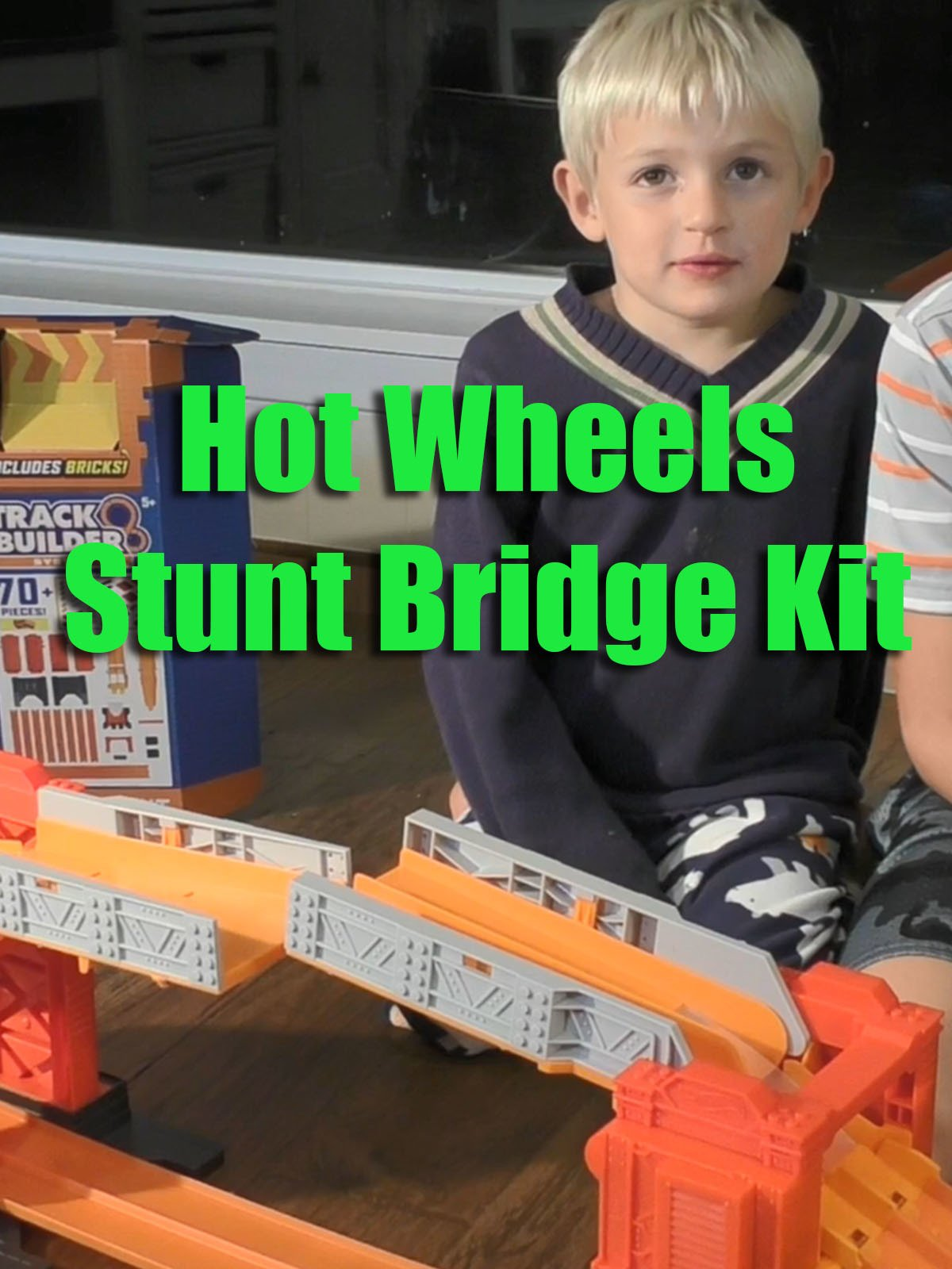 Review: Hot Wheels Stunt Bridge Kit on Amazon Prime Video UK