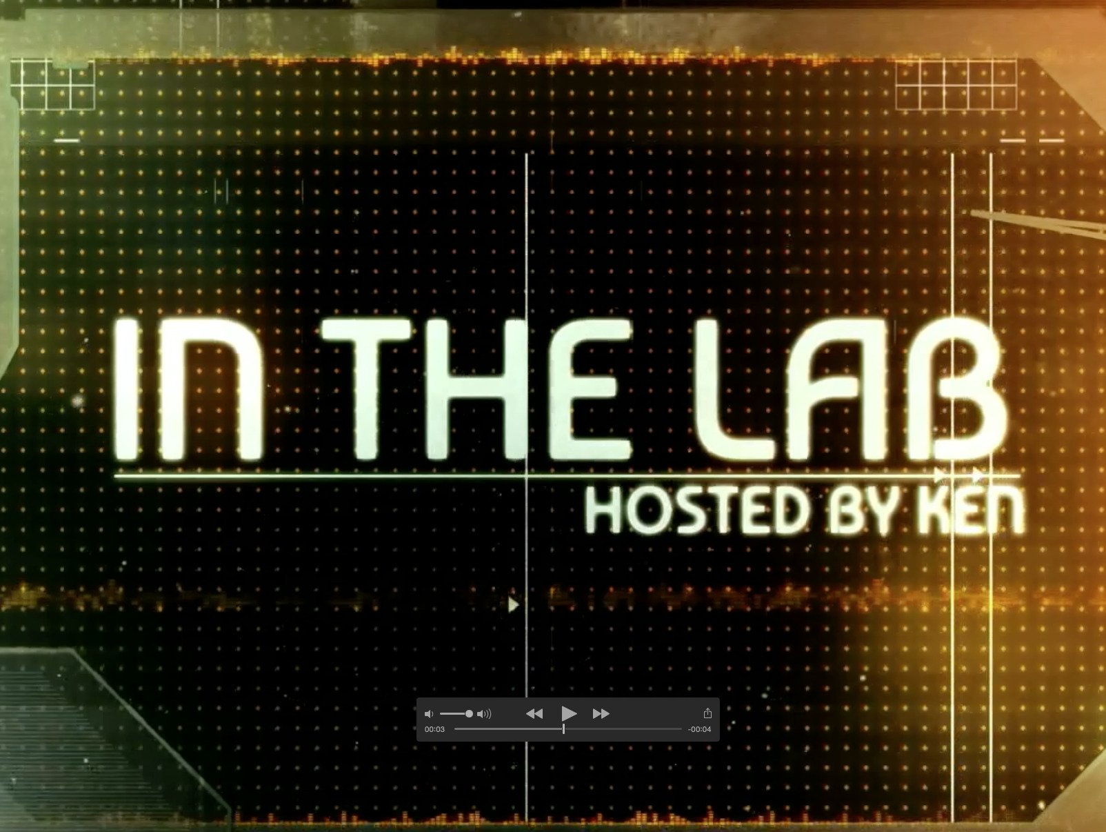 In The Lab - Season 1