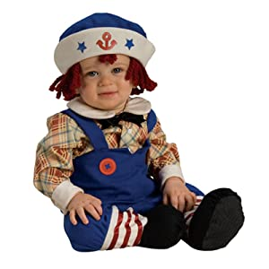 Yarn Babies Ragamuffin Sailor Infant Costume  sc 1 st  My Baby Costumes & Baby Sailor Outfit - My Baby Costumes
