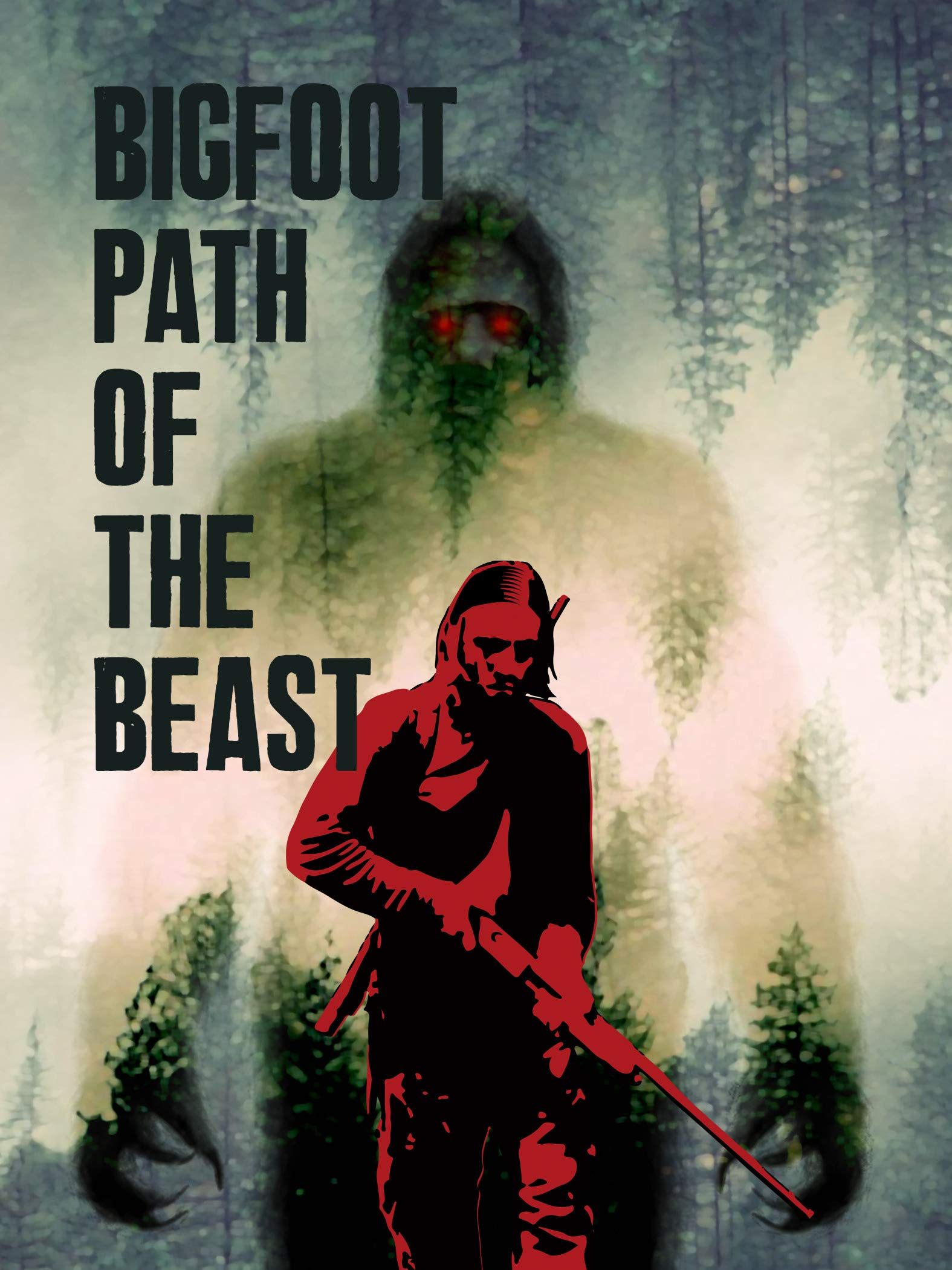 Bigfoot Path of the Beast on Amazon Prime Video UK