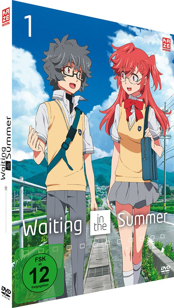 Waiting in the Summer - Volume 1, DVD