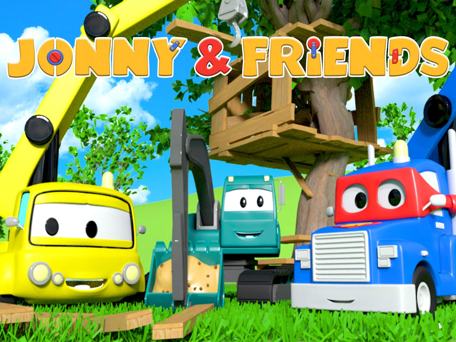 Jonny & Friends on Amazon Prime Video UK