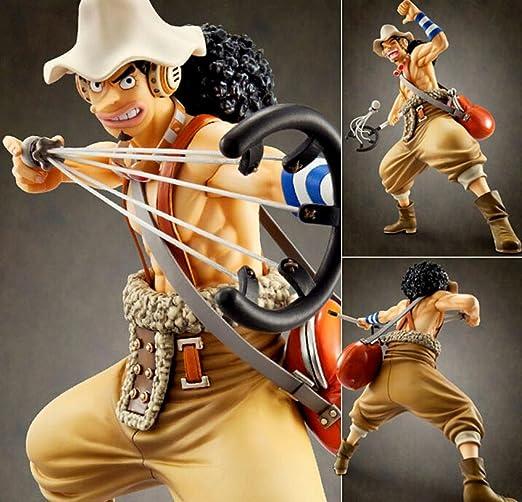 Anime one piece usopp sogeking new world PVC action figure model toys gift