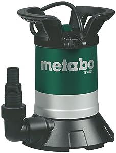 Metabo 250660000 KlarwasserTauchpumpe TP6600S, 250W, 230Volt, 50Hz  BaumarktKundenbewertung und Beschreibung