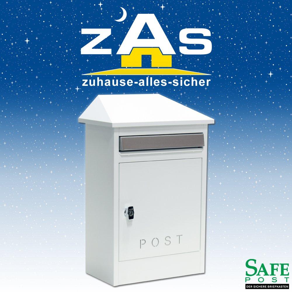 SafePost 30 weiß   Überprüfung und weitere Informationen