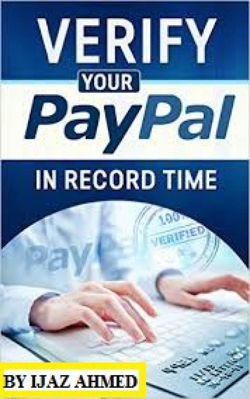 Paypal Account B01BMQE8JE/