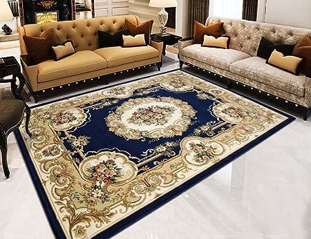ERRU-alfombra de la sala Alfombra simple nórdica / hogar Sala de estar Sofa Mesa de centro Mats Dormitorio Manta de cabecera (Rectángulo, tamaño opcional) ( Tamaño : 133*190cm )