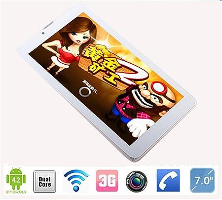 "3G Tablette téléphone Double SIM 7"" écran HD RAM 512Mo ROM 4Go"