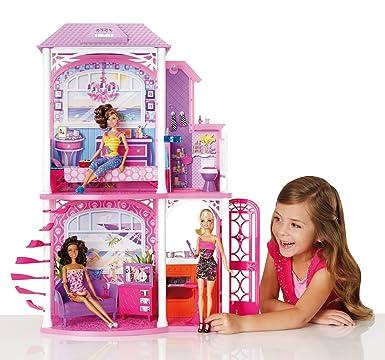 芭比娃娃海濱別墅房子barbie