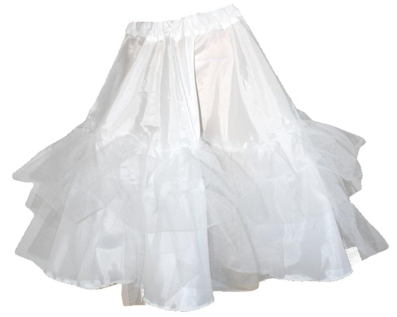kreativwunderwelt Unterrock / Petticoat – weiß – 2-stufig online bestellen
