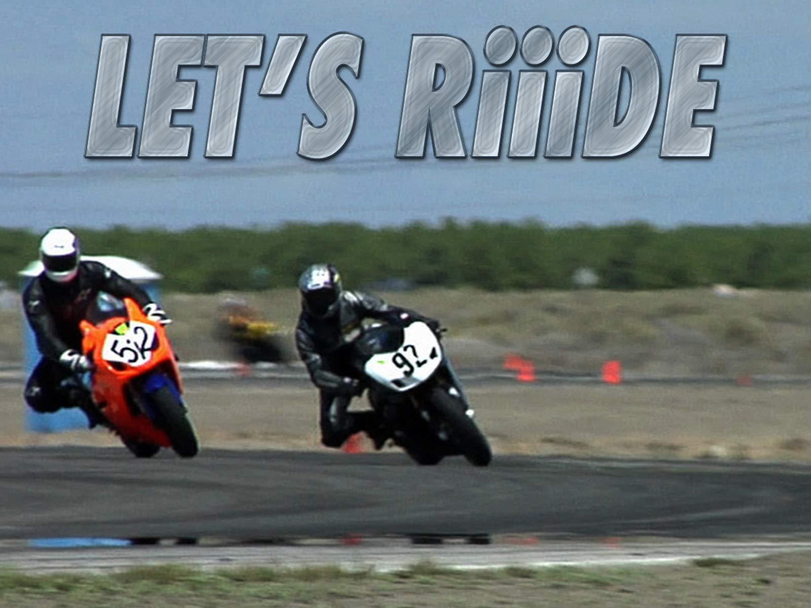 Let's Ride on Amazon Prime Video UK