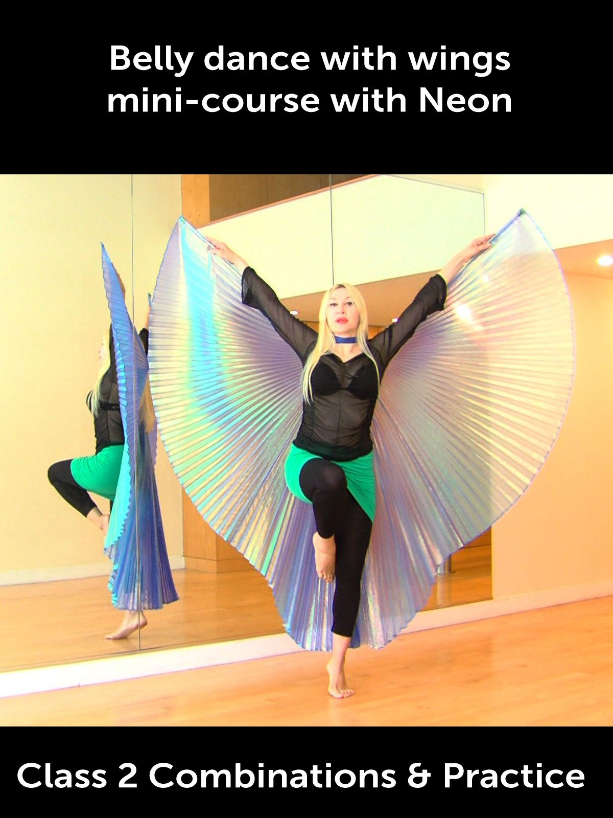 Belly Dance with Wings 2
