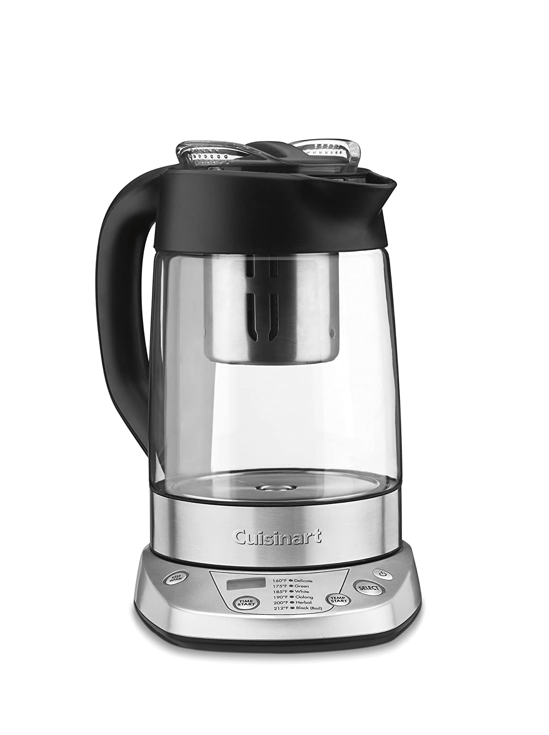 Cuisinart PerfecTemp Programmable Steeper