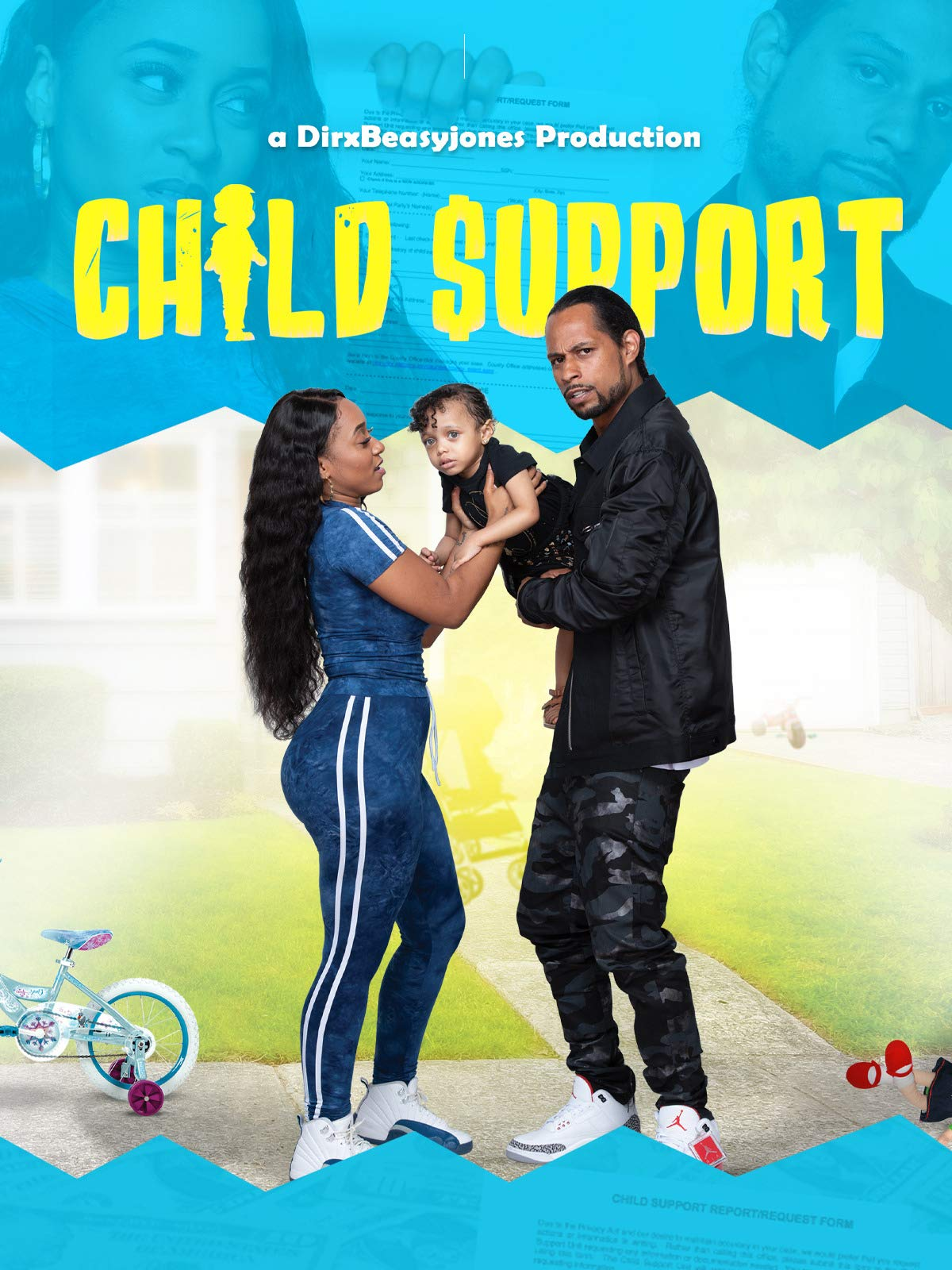 Child Support on Amazon Prime Video UK