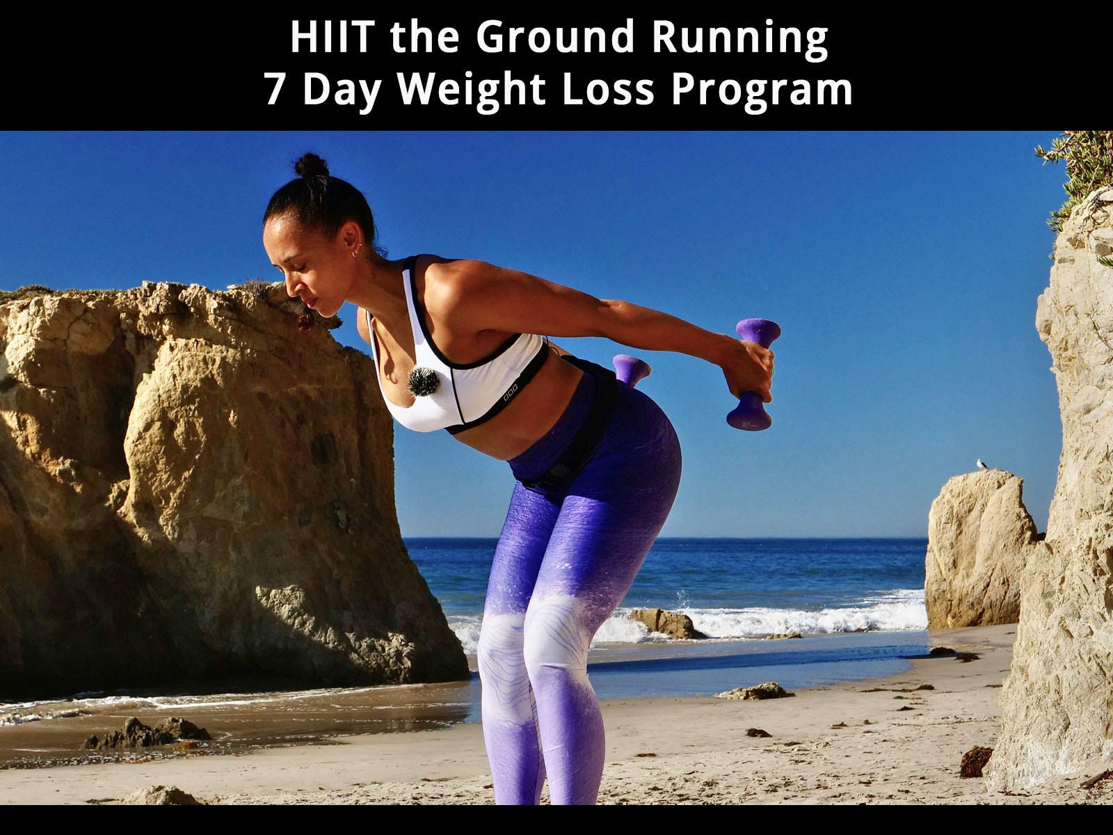 HIIT the Ground Running 7 Day Weight Loss Program on Amazon Prime Instant Video UK